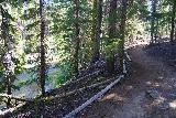 Paulina_Falls_127_06272021 - More context of Paulina Creek and the trail leading closer to Paulina Lake