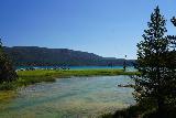 Paulina_Falls_135_06272021 - Looking out towards Paulina Lake from the bridge over Paulina Creek