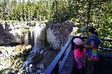 Paulina_Falls_169_06272021 - Rejoining Julie and Tahia at the main overlook for Paulina Falls
