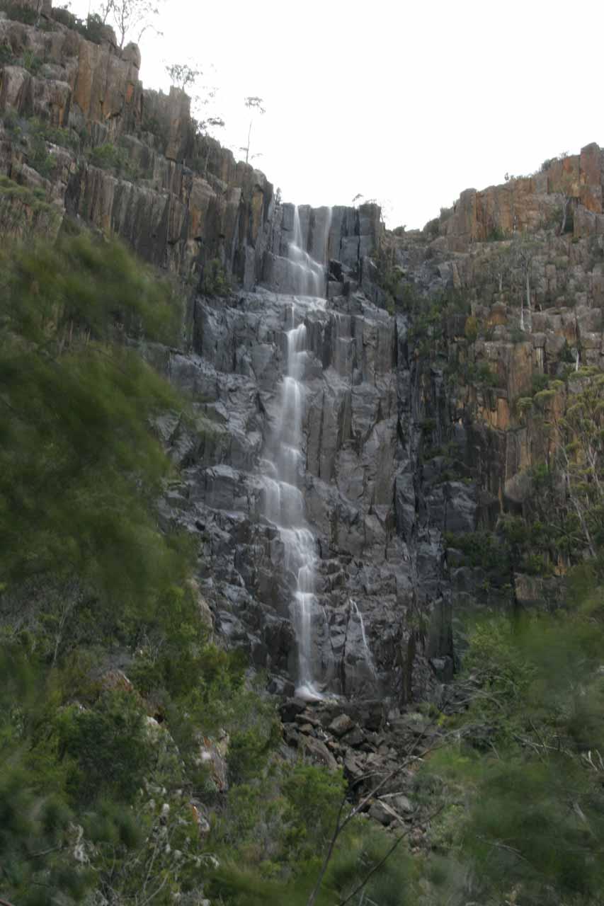 Finally, the Pelverata Falls