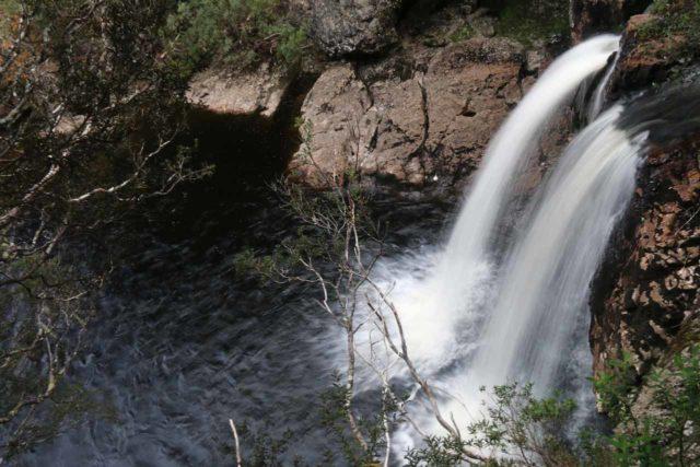 Pencil_Pine_Knyvet_Falls_073_11302017 - This was the Knyvet Falls further downstream of Pencil Pine Falls on Pencil Pine Creek