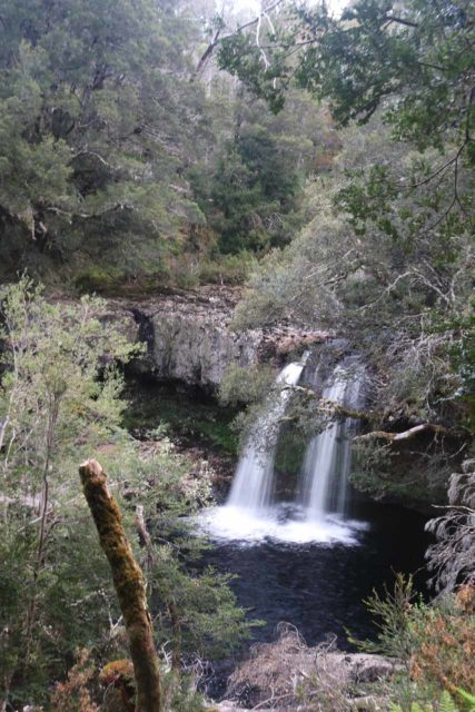 Pencil_Pine_Knyvet_Falls_080_11302017 - Looking upstream towards Knyvet Falls