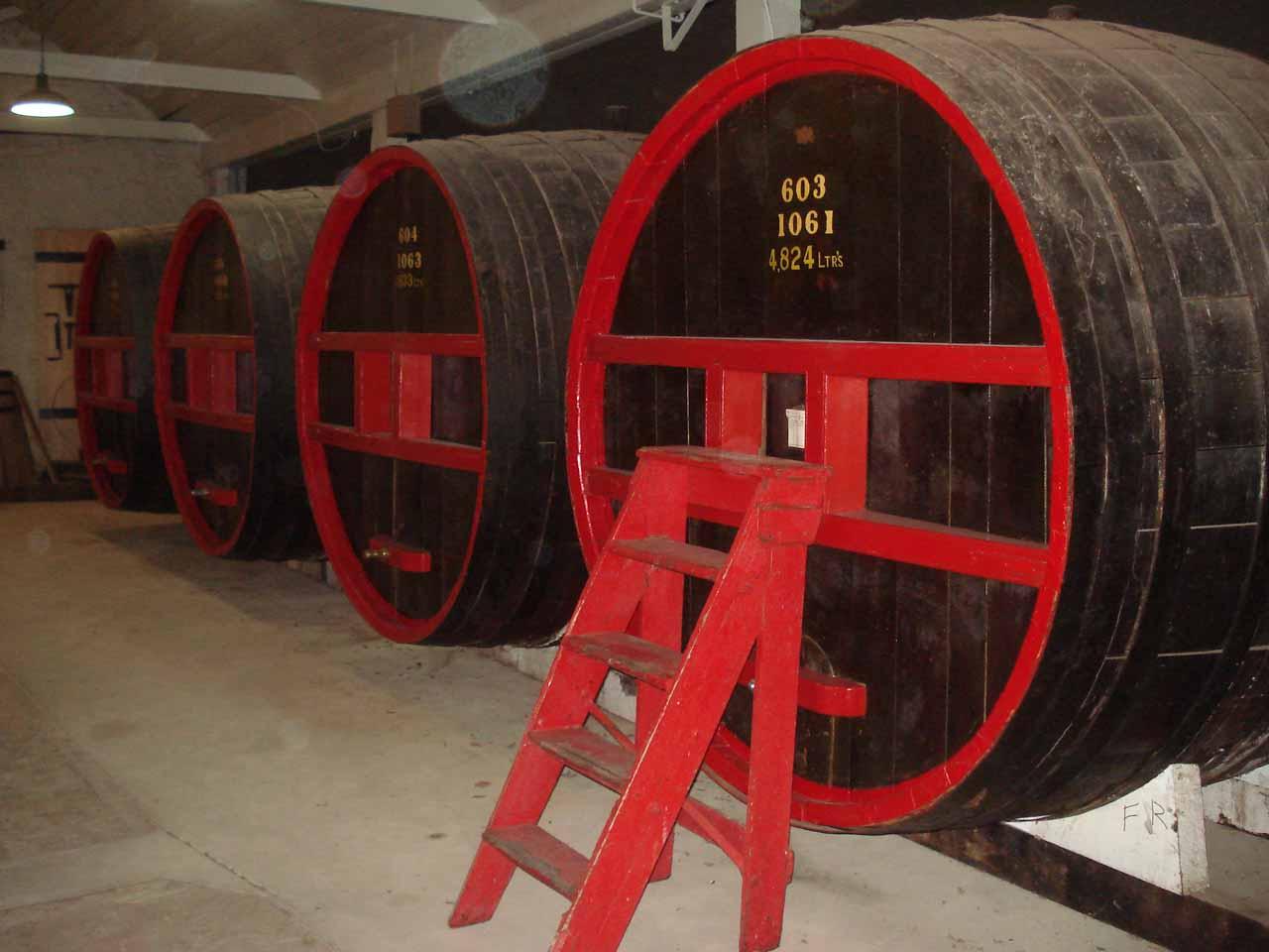 Mmmm... Wine... (Penfolds Magill Estate)