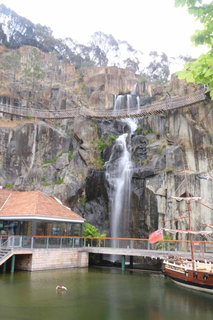 Penny Royal Waterfall