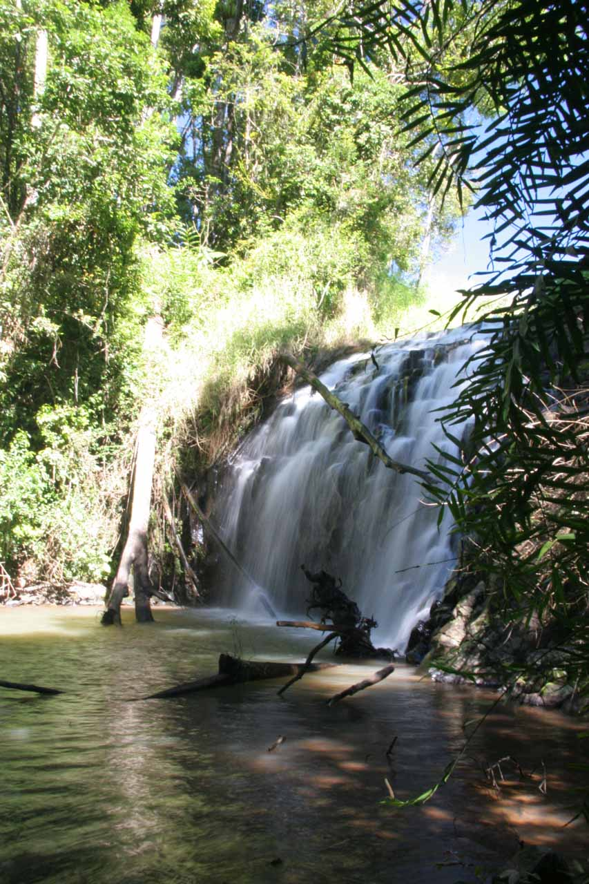 Another look at Pepina Falls
