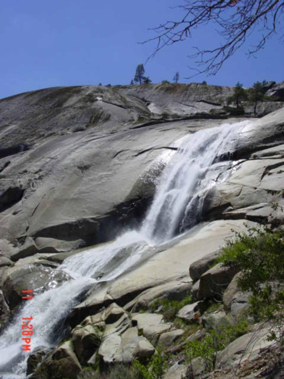 Peppermint Creek Falls - World of Waterfalls