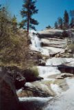 Peppermint_Creek_Falls_007_scanned_05112002 - As much of Peppermint Creek Falls as I could see from its base during our visit in May 2002