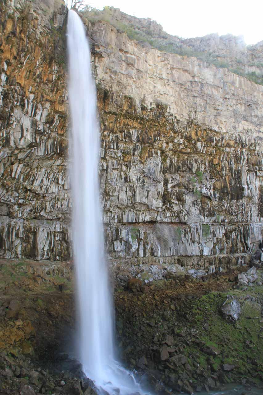 Perrine Coulee Falls