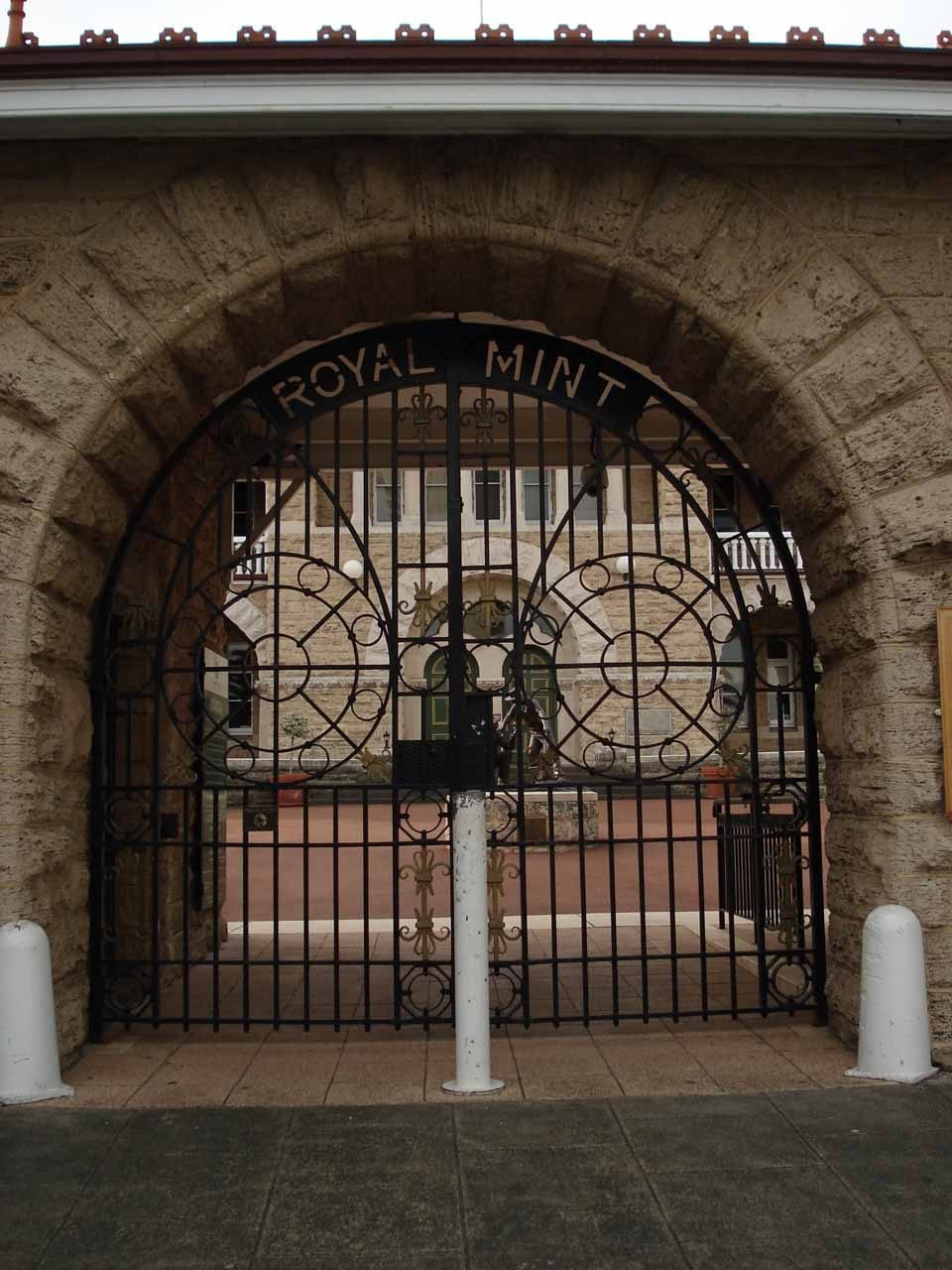 The Royal Mint in CBD Perth