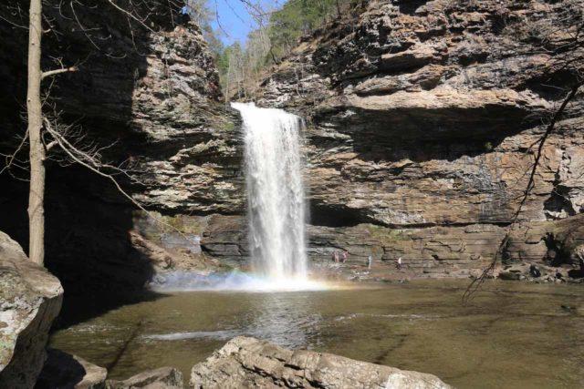 Petit_Jean_SP_249_03162016 - Cedar Falls in Petit Jean State Park