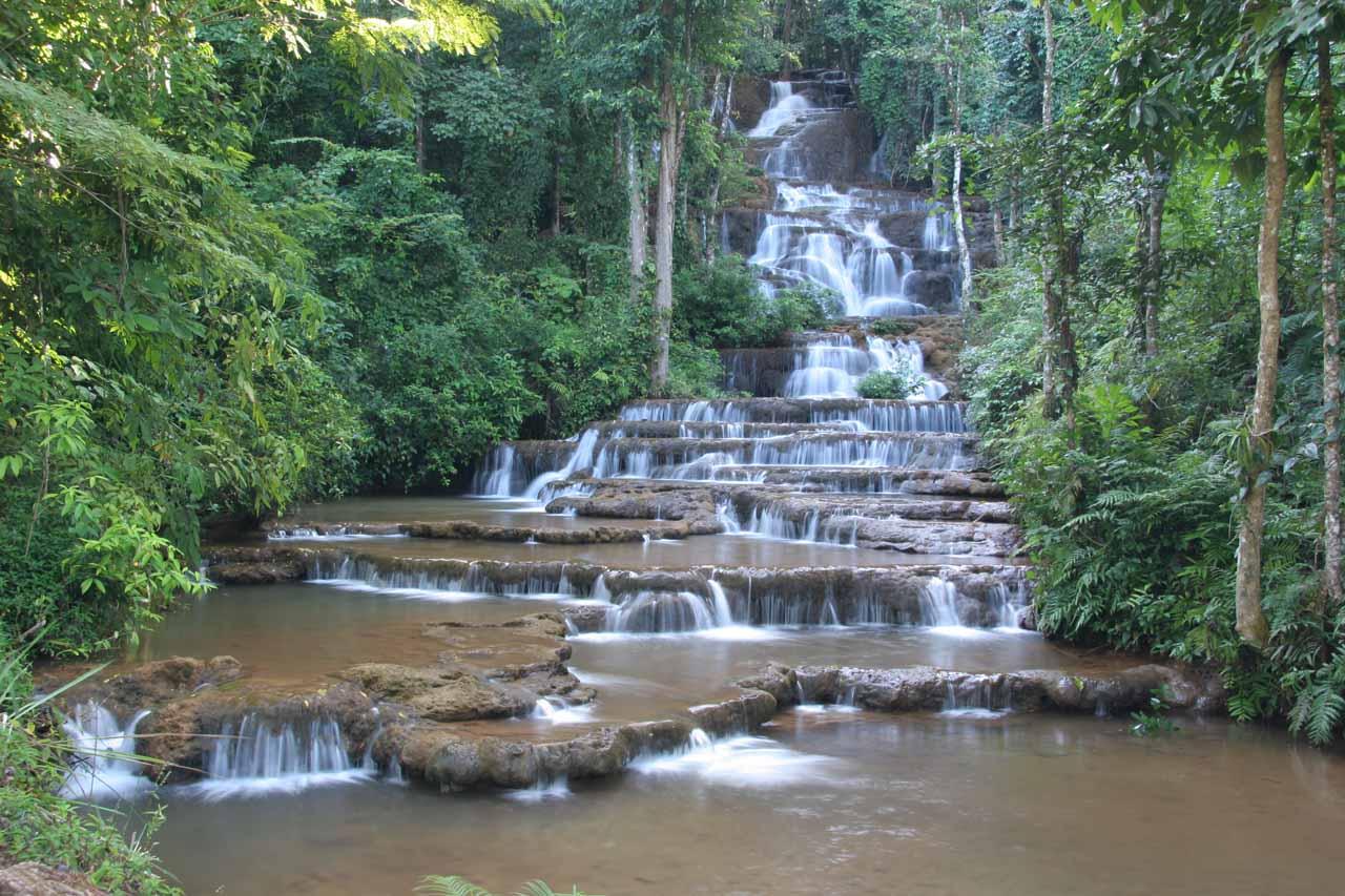 The Pha Charoen Waterfall