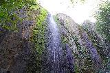 Phantom_Falls_065_04092021 - Broad vieew looking up towards the brink of the lower drop of Ravine Falls