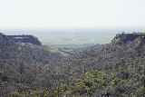 Phantom_Falls_123_04092021 - Looking down the canyon at a gap way way downstream from Phantom Falls
