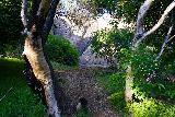 Phantom_Falls_317_04092021 - Approaching the base of Hollow Falls