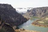 Pillar_Falls_052_04022021 - More zoomed in look at the Perrine Coulee Bridge above the Snake River as seen from the Pillar Falls Trail
