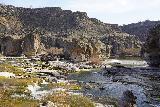 Pillar_Falls_191_04022021 - Looking across a rivuleted cascade just upstream of the actual Pillar Falls