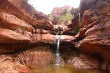 Pine_Creek_Falls_104_04042018 - Direct look at the Pine Creek Falls