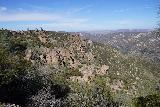Pinnacles_NP_461_02232020 - Contextual look at some pinnacles towards the northern side of Pinnacles National Park
