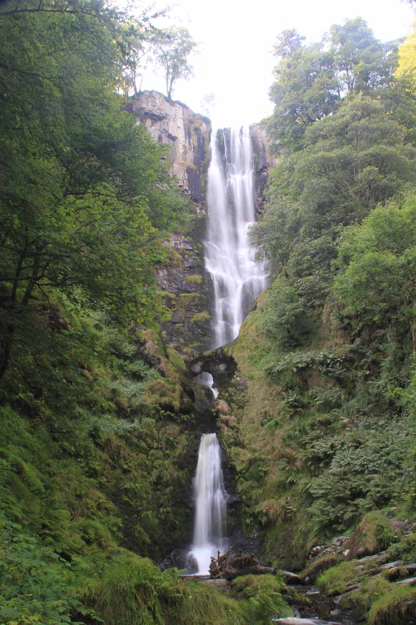 4. PISTYLL RHAEADR [Powys, Wales]