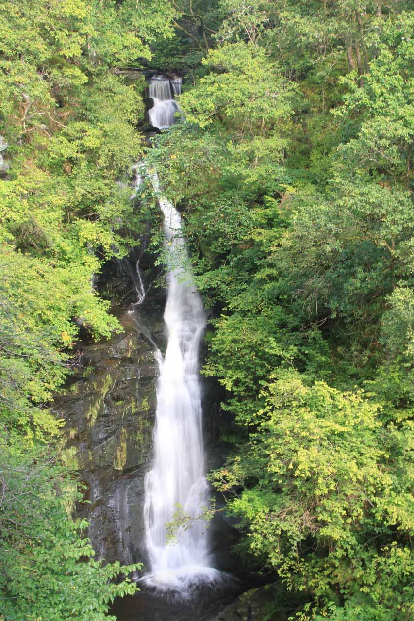 The Black Spout Waterfall