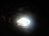 Piula_Cave_Pool_011_goPro_11132019 - Looking back out towards daylight from within the Piula Cave Pool