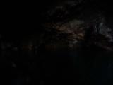 Piula_Cave_Pool_012_goPro_11132019 - Blurry shot of an attempt to show that there was some daylight submerged in an underwater tunnel at the far end of the Piula Cave Pool