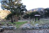 Placerita_Canyon_023_01192019 - Looking towards the Waterfall Trail, which continued past these signs