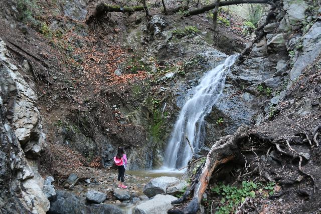 Placerita_Canyon_092_01192019 - Placerita Creek Falls