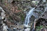 Placerita_Canyon_127_01192019 - Last look at the Placerita Creek Falls before heading out