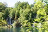 Plitvice_204_05312010 - We encountered numerous percolating waterfalls like this series in the Upper Lakes of Plitvice Lakes National Park