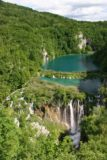 Plitvice_554_06012010 - Portrait view of what I call the 'money shot' of the Lower Lakes of Plitvice Lakes National Park