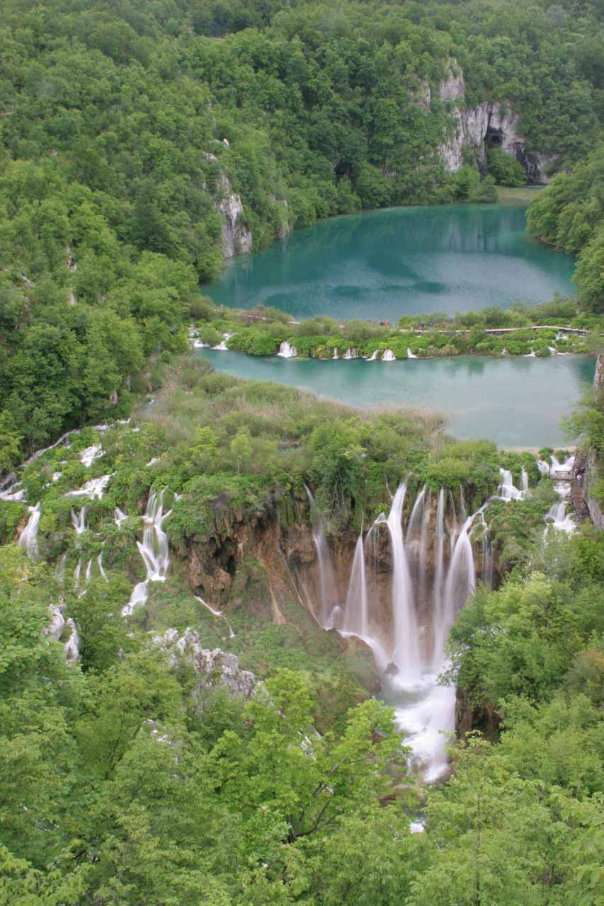 Another look at Sastavci Waterfall