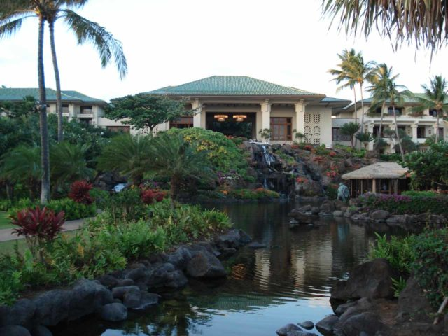 Poipu_018_jx_12262006 - Speaking of Poipu, if you like resorts and spending most of your time there, then the decked out resorts in Po'ipu could be your thing
