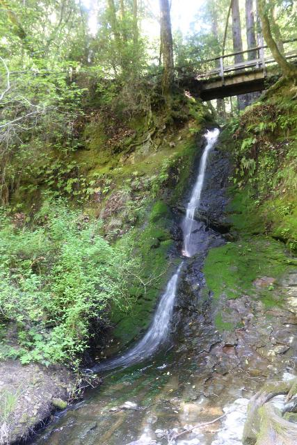 Pomponio_Falls_063_04222019 - Pomponio Falls