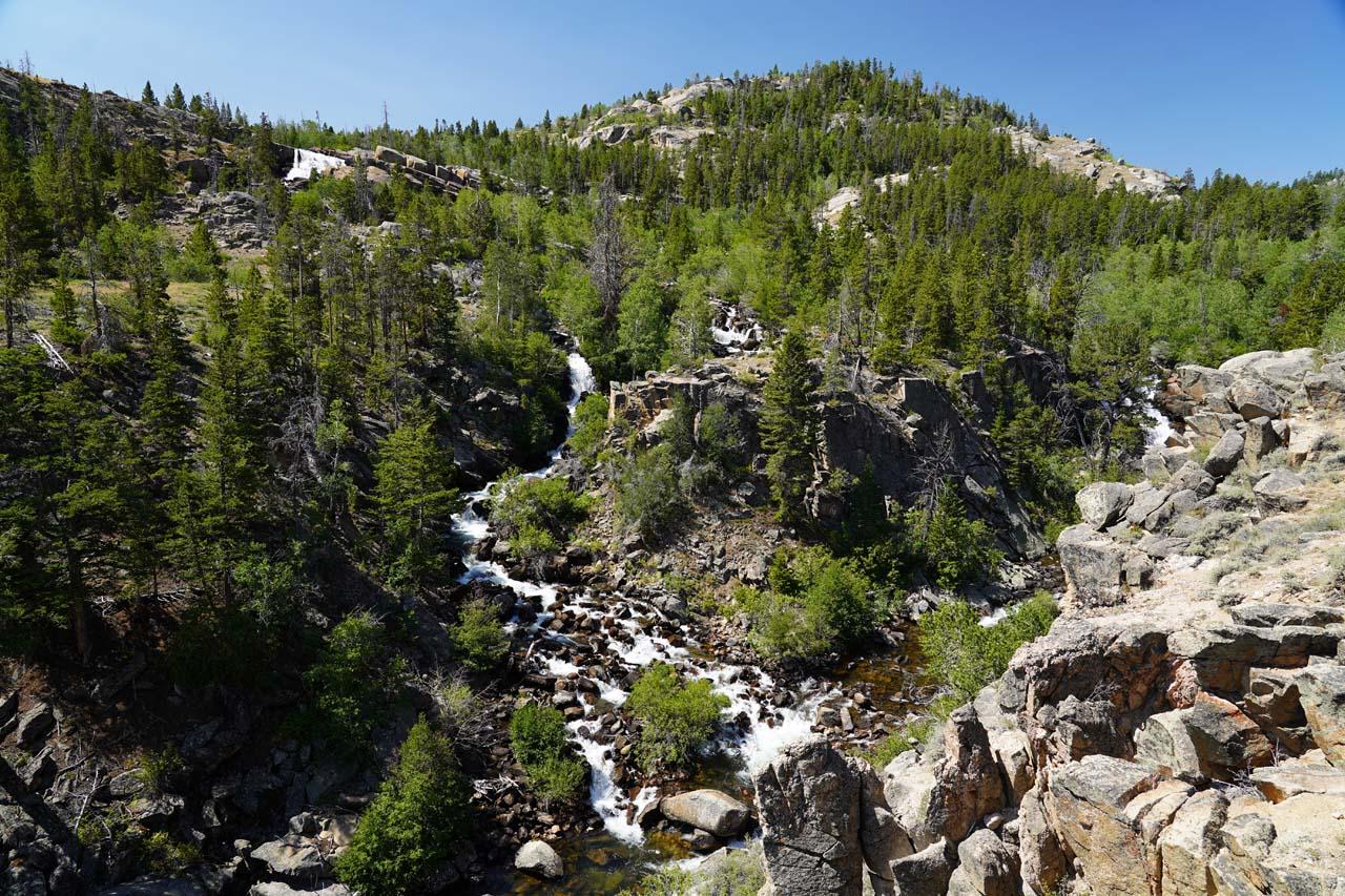 Popo Agie Falls