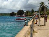 Port_Vila_007_jx_11282014 - Some slide on the waterfront that went right into the water
