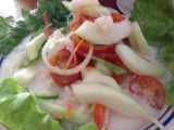 Port_Vila_010_jx_11282014 - Tahitian fish salad from the Chinese Restaurant