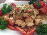 Port_Vila_011_jx_11282014 - Rock Lobster done the southern Chinese way