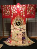 Portland_Japanese_Garden_004_iPhone_08182017 - Checking out some very interesting costumes inside the Portland Japanese Garden