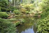 Portland_Japanese_Garden_17_021_08182017 - Looking over some calm coy ponds within the Portland Japanese Garden