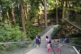Portland_Japanese_Garden_17_068_08182017 - Julie and Tahia making their way back down the steps as we were leaving the Portland Japanese Garden