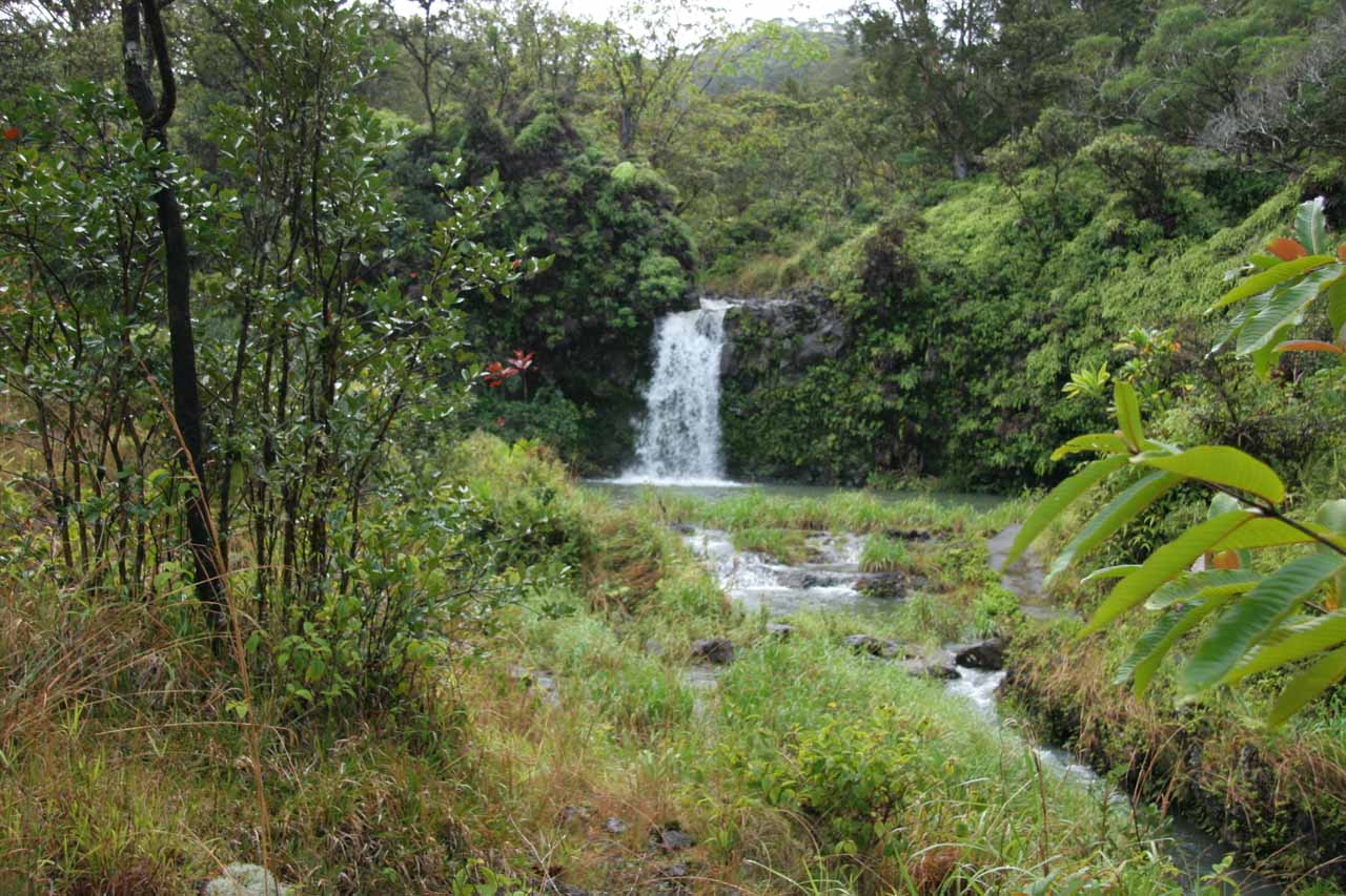 Pua'a Ka'a Waterfall