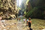 Punch_Bowl_Falls_17_118_08182017 - There were lots of people at Punch Bowl Falls, and this picture only showed a small fraction of them