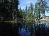 Pywiack_Cascade_006_06042004 - Calm, reflective ponds along the trail