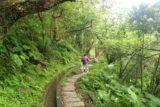 Qingshan_Waterfall_032_11032016 - Mom still hiking along the ditch