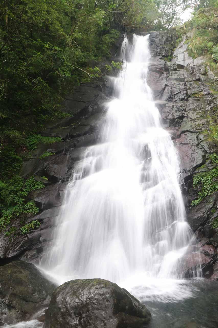 Qingshan Waterfall