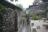 Qingyan_026_04272009 - Li and Julie walking through Qingyan