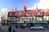 Quebec_City_003_10042013 - Building with restaurants, visitor center, and Auberge du Tresor