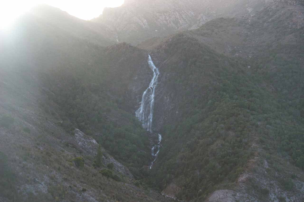 Horsetail Falls ('Queenstown Falls')