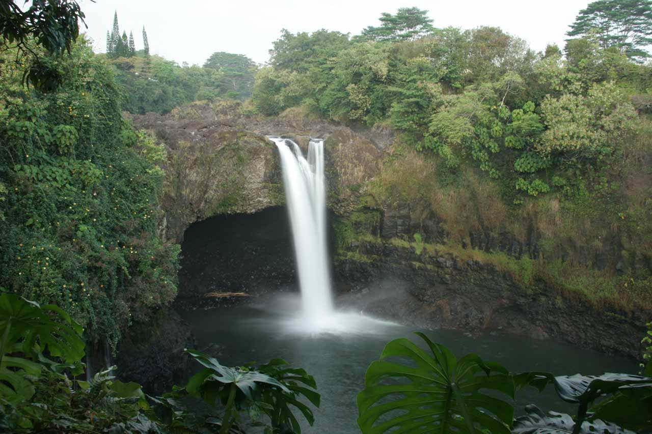 9. RAINBOW FALLS [Hilo, Big Island of Hawaii]